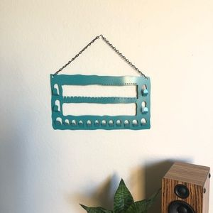 Turquoise Jewelry Holder